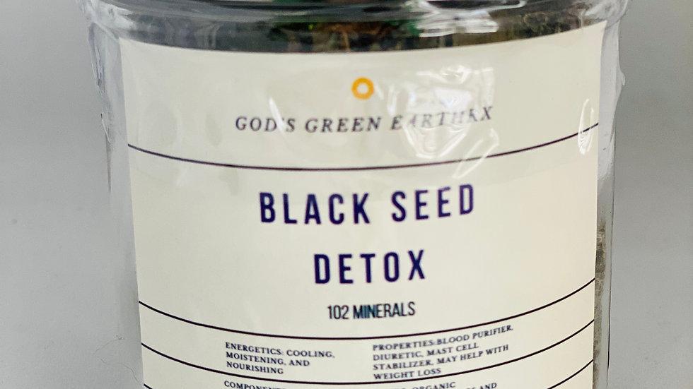 Black Seed Detox Tea 10oz.
