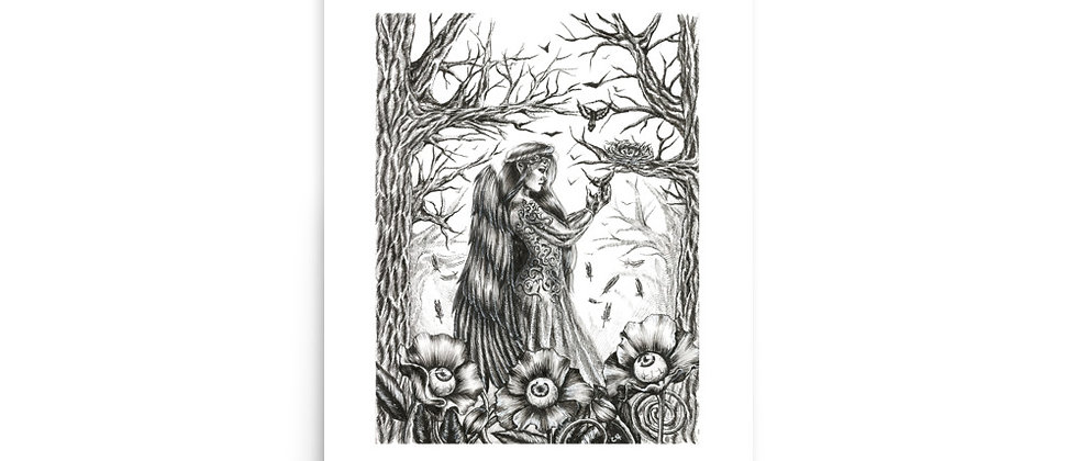 """THE FOREST IS ALIVE 