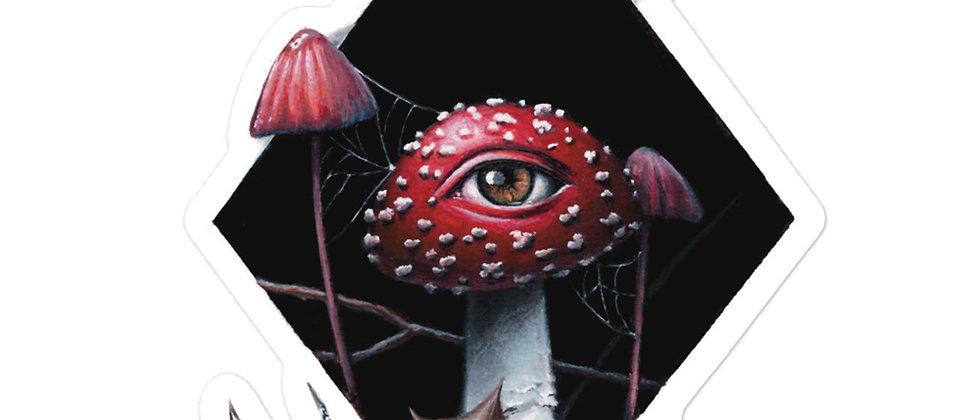Magic Mushroom l Sticker