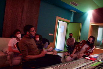 Colaboración Patricio/Depedro - PKO Studios
