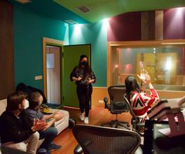 Behind the scenes Patricio/Diana Navarro - PKO Studios