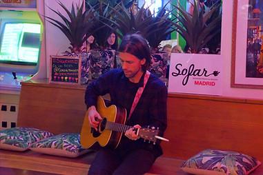 Patricio - Sofar Sounds Madrid