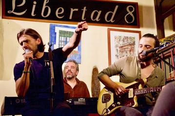 Patricio - Concierto Libertad 8
