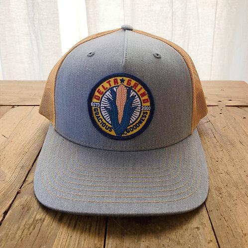 Delta Grind Hat - Gold