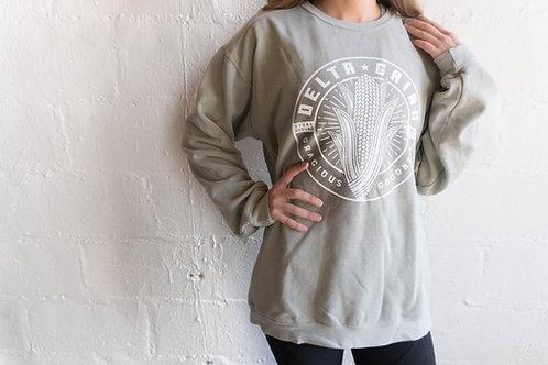 Delta Grind Sweatshirt - Sandstone