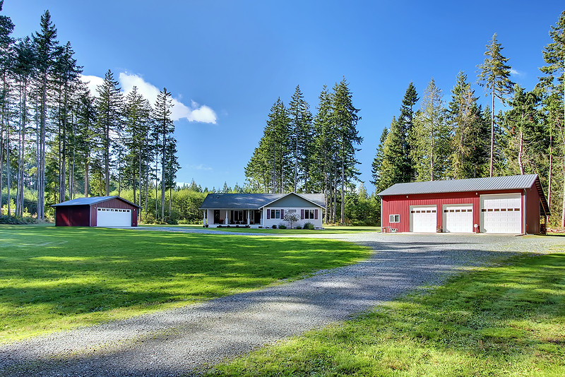 Whidbey Island:  SOLD!