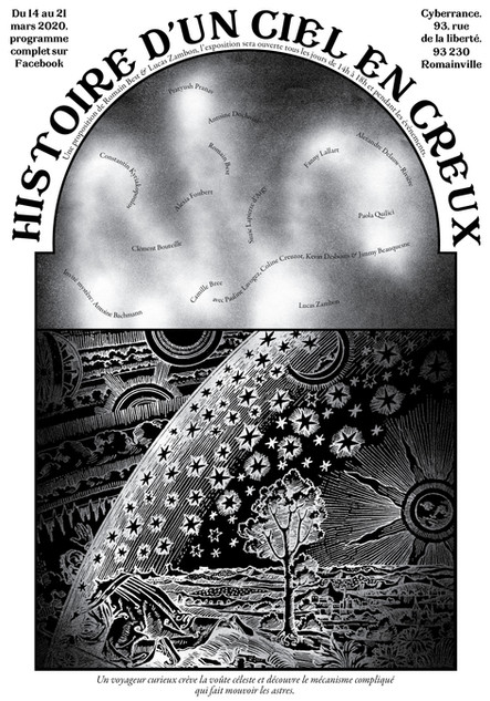 Histoire d'un ciel en creux - Prologue