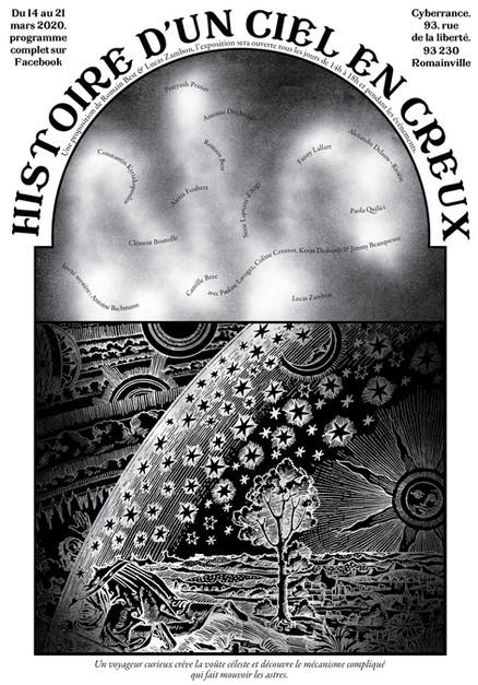 Histoire d'un ciel en creux
