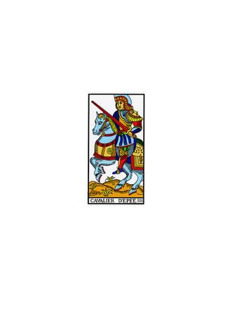 CAVALIER D'EPEE VIII