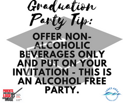 Graduation Party Tip1