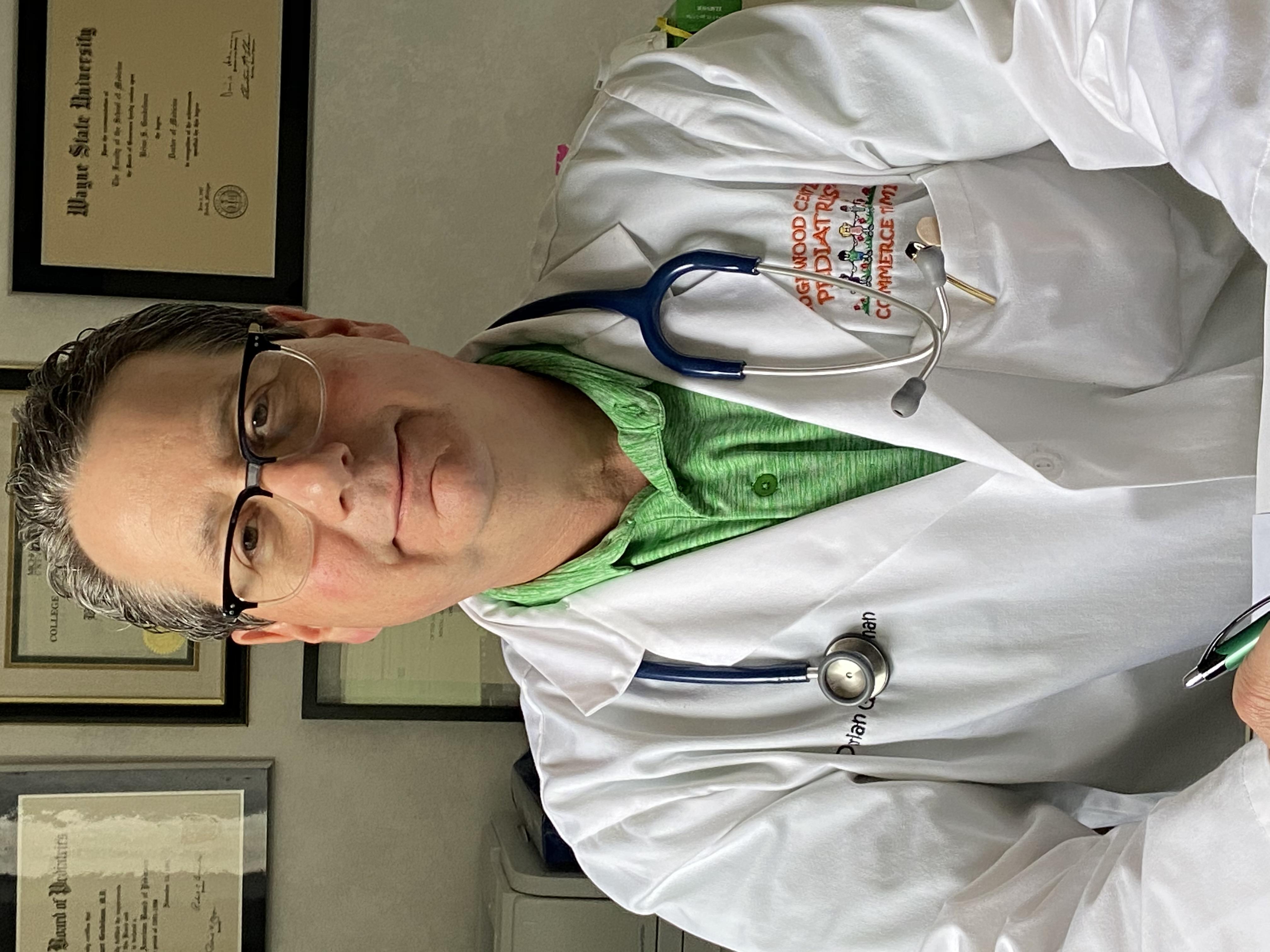 Dr. Brian Gendelman