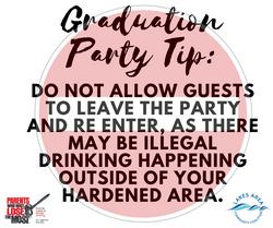 Graduation Party Tip7