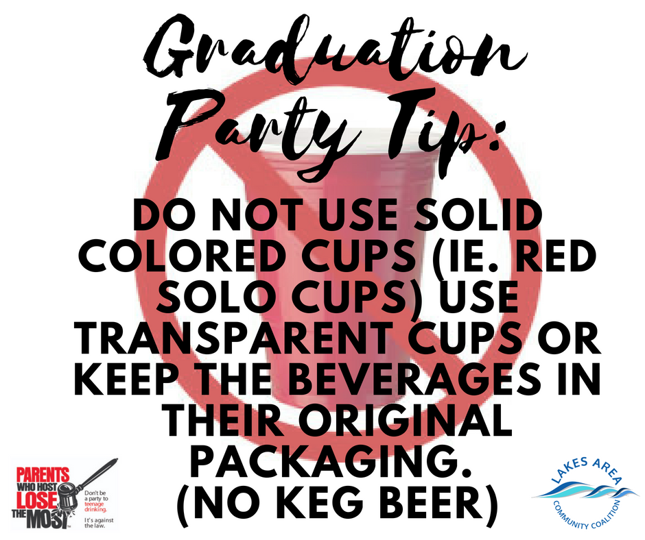 Graduation Party Tip8