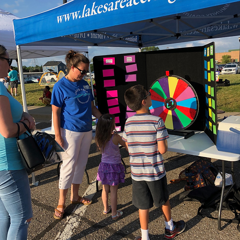 Wixom Family Fun Night August 19th - Volunteers Needed