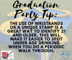 Graduation Party Tip4