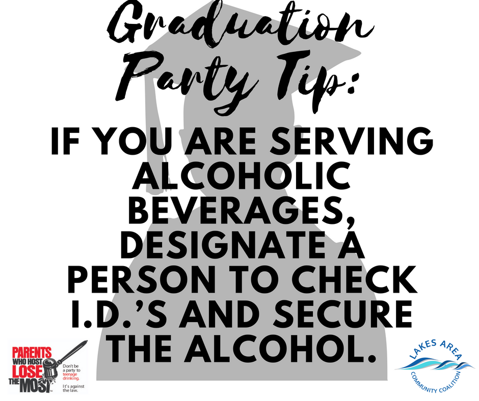 Graduation Party Tip2