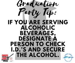 Graduation Party Tip2