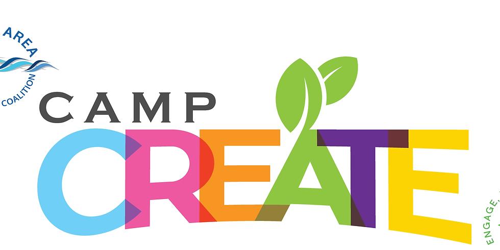 Camp CREATE - June 28