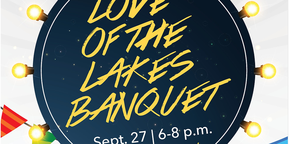 Love of the Lakes Banquet