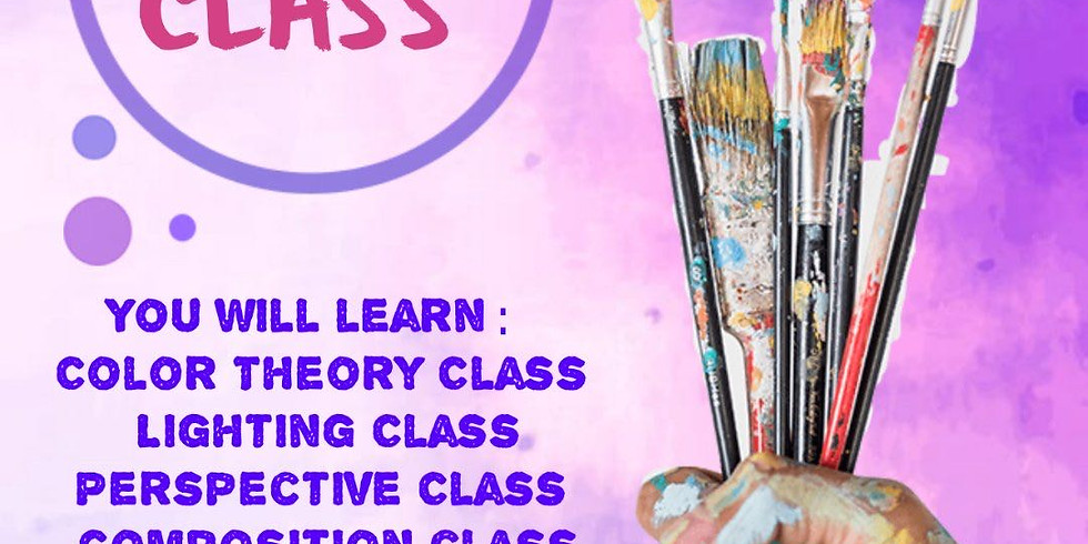 Painting Class Series