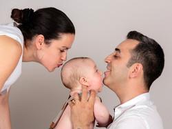 Fotografia Familia Braga Family Portrait