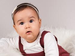 Fotografia Bebe Braga 3 6 9 12 meses 1 a
