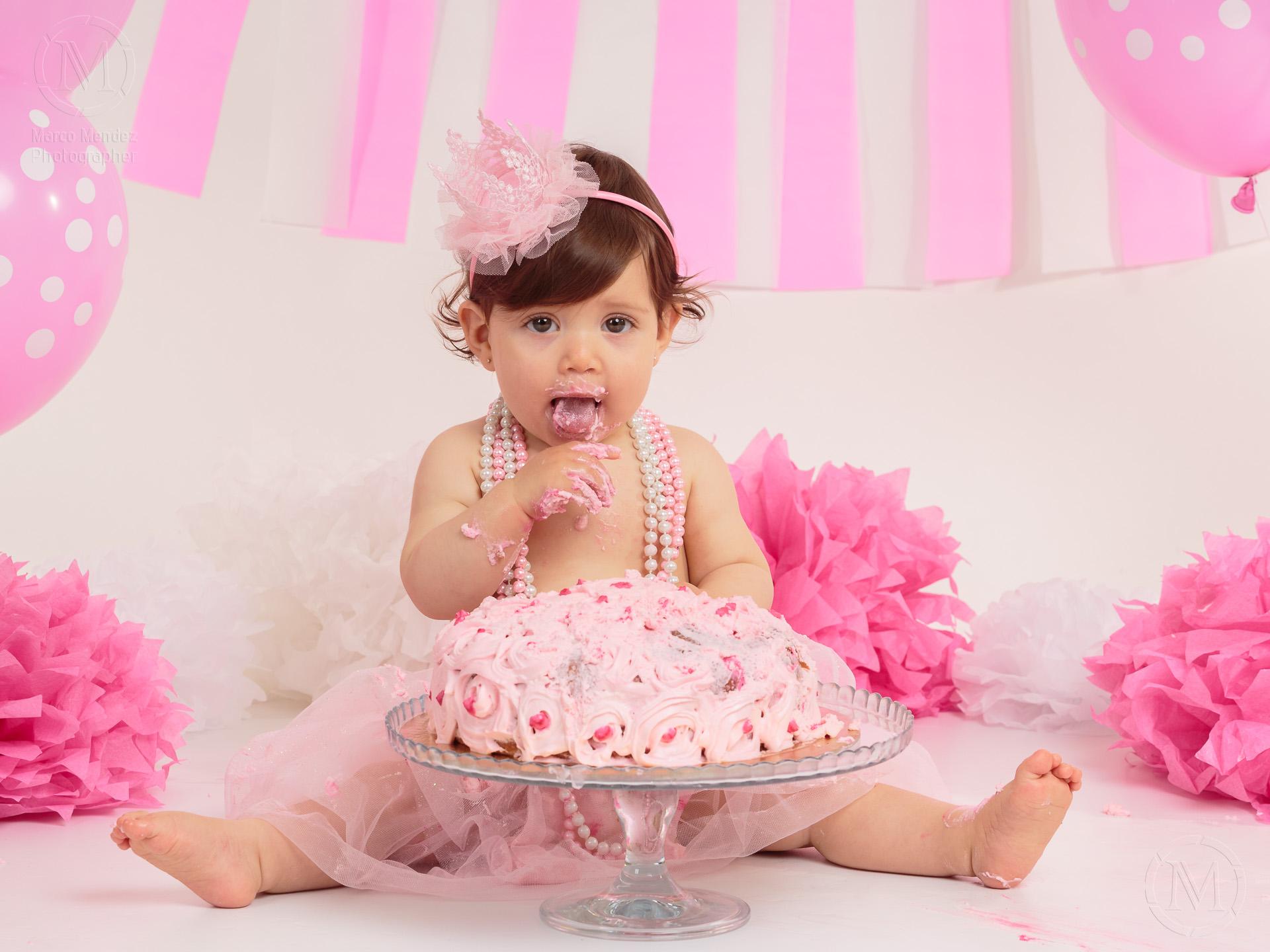 Fotografia Smash The Cake Braga Retrato