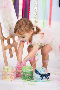 Fotografia Smash The Paint Braga Retrato