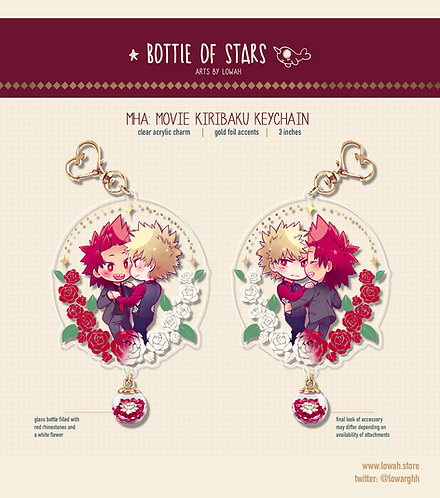 Charms✩Kiribaku Roses -MHA movie-