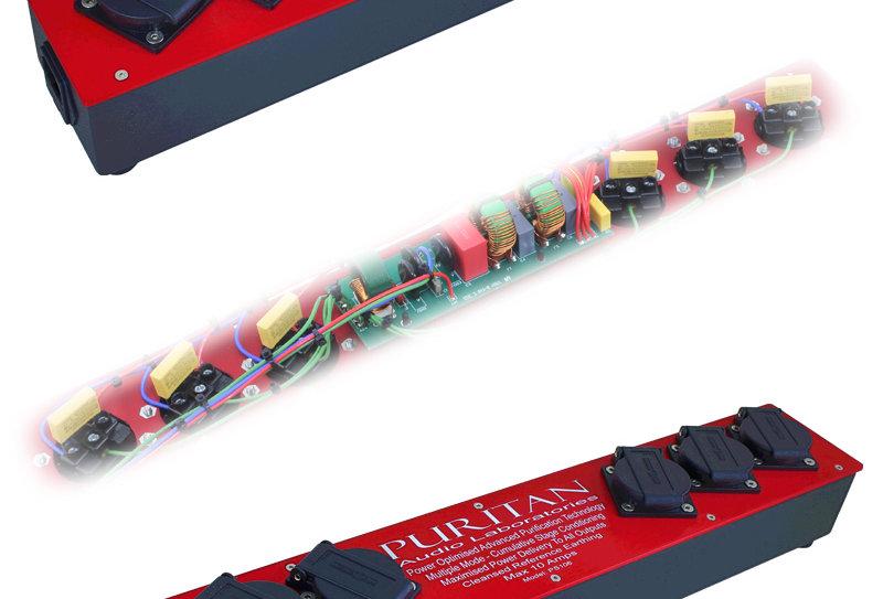 Puritan Audio PS106 Advanced Purifiers