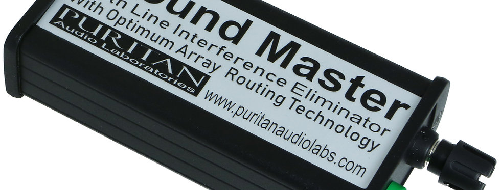 Puritan Audio Ground Master