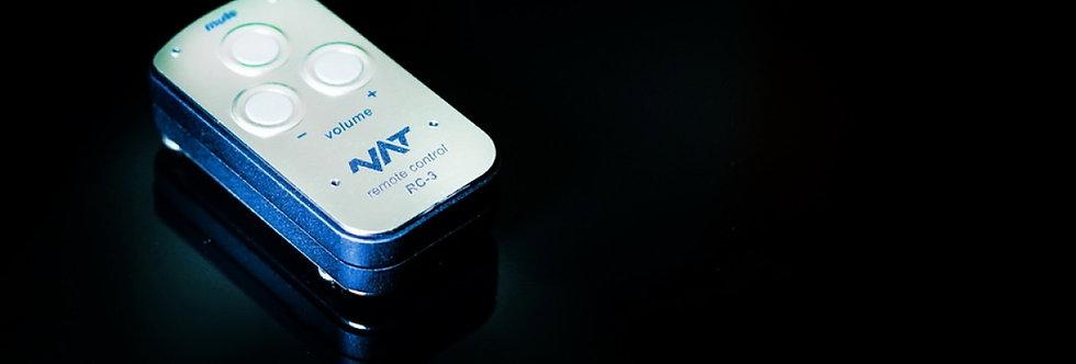 NAT Audio replacement remote control