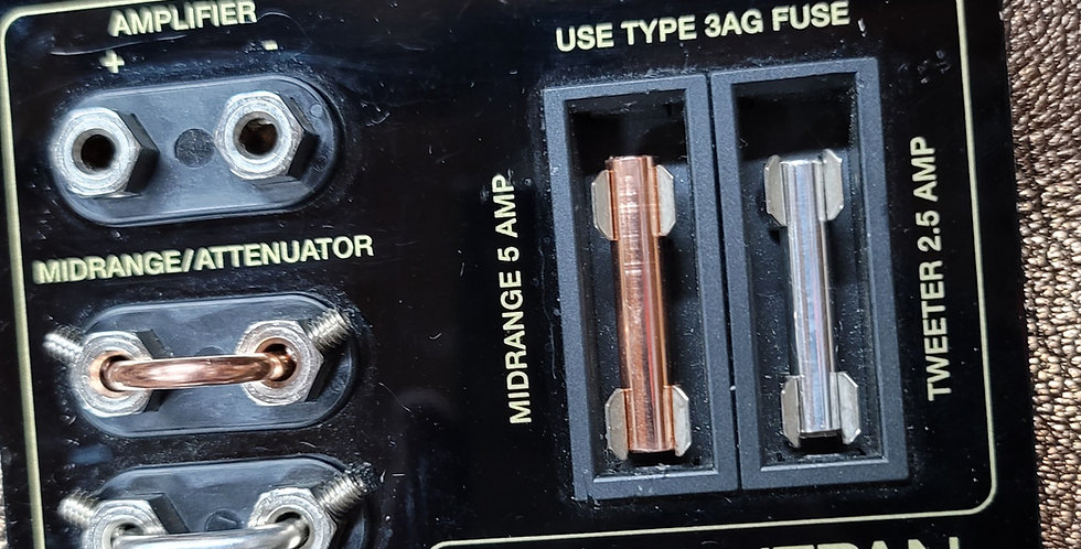 """Magnepan """"Instant Upgrade"""" fuse replacement kit"""
