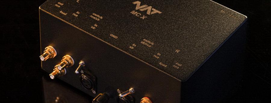 NAT Audio MC transformer