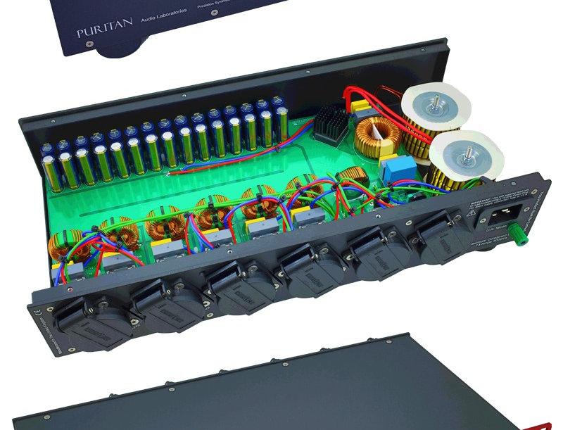 Puritan Audio PSM136 Studio Master Mains Purifier