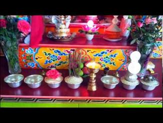 Como Montar um Altar em Casa