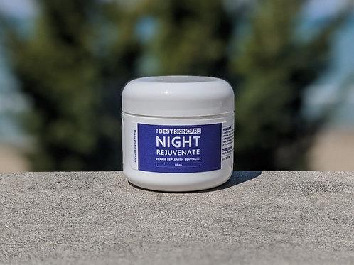 NIGHT REJUVENATE CREAM - 50 ml