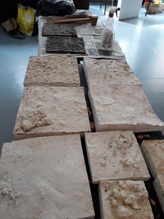 SIte Workshop Molds