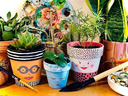 Plant Heads Kit