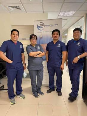 Nurse Week at Wahat Al Aman Home Healthcare