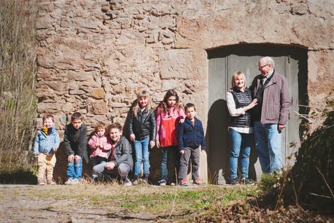 FAMILIA LLEYDA / Mura - Cataluña