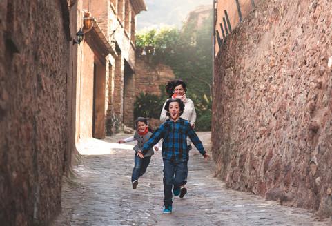 FAMILIA RODA / Mura - Cataluña