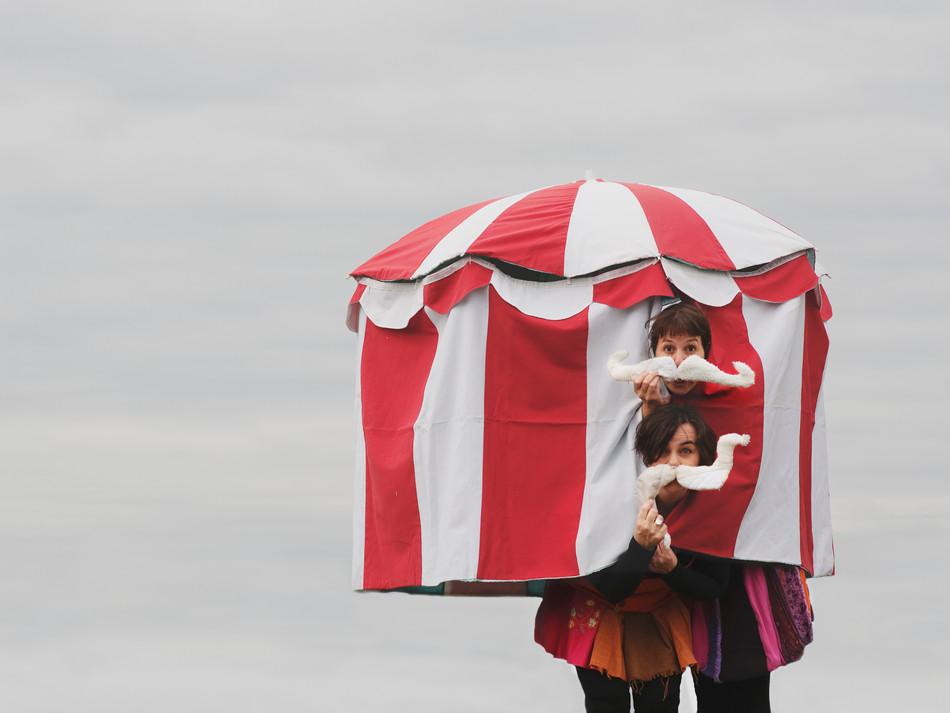 DE PUNTETES  - El circ del núvuls