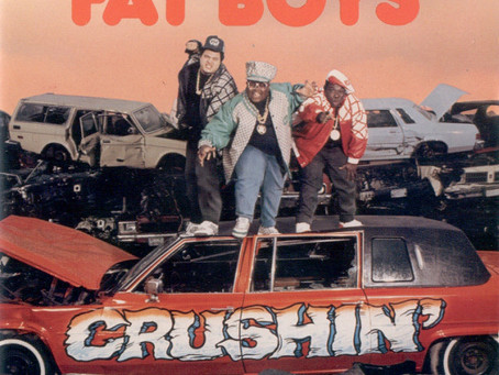 "The Fat Boys Anniversary For ""Crushin"" Album!"
