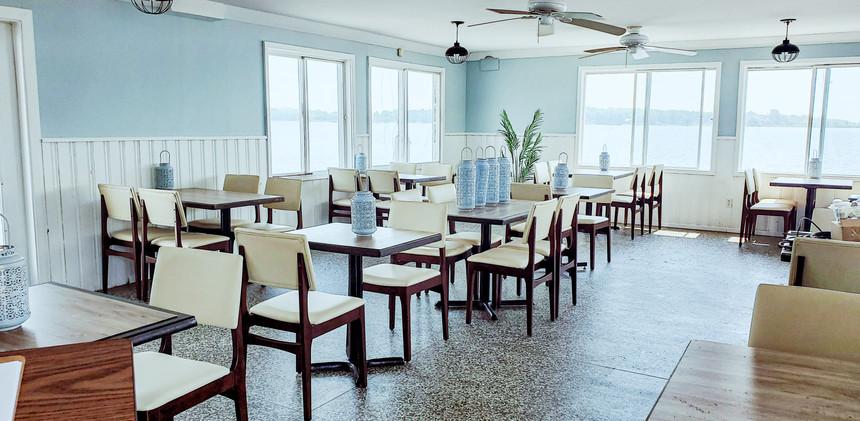 Nautice Indoor Dining