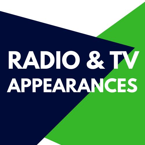 FanSaves Radio & TV Appearances