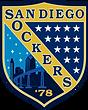 San Diego Sockers Logo