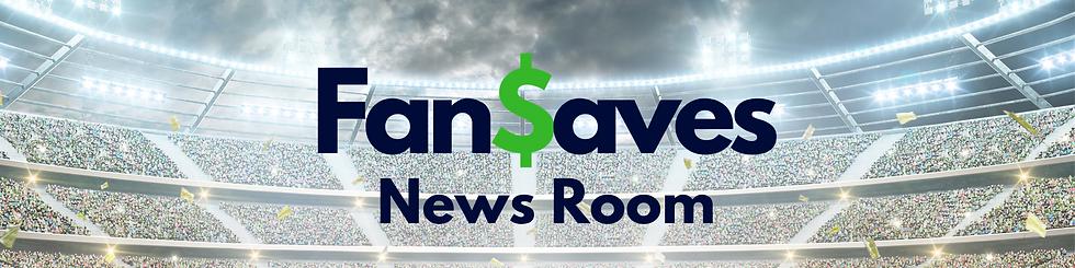 FanSaves News Room Banner