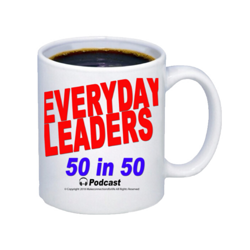 Everyday Leaders: 50 in 50 Podcast