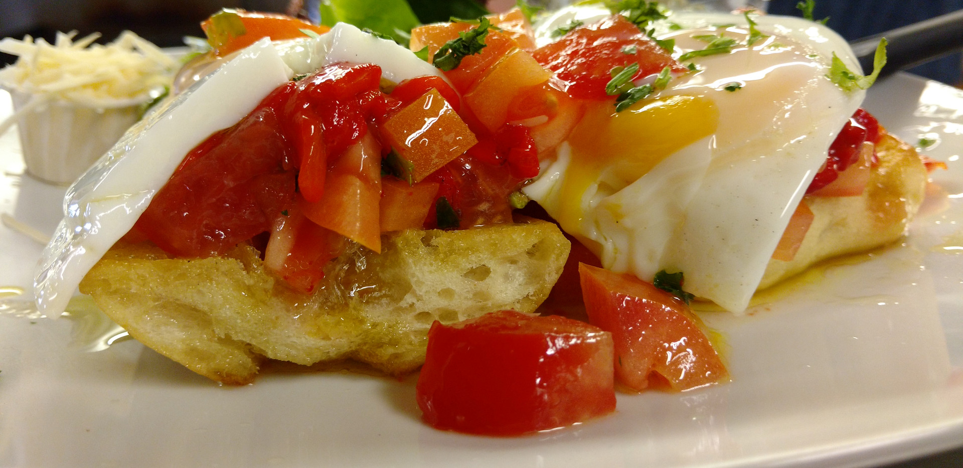 Bruschetta Morning Salad